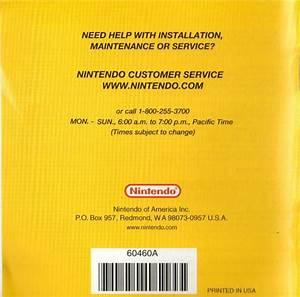 New Super Mario Bros   2006  Nintendo Ds Box Cover Art
