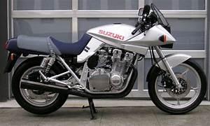 1981 Suzuki Gsx 1100 S Katana
