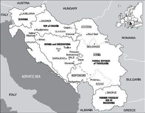 case study armed conflicts    yugoslavia