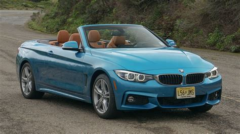 2018 bmw 4 series convertible review an open air thrill