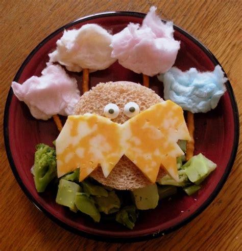 dr seuss themed recipes  kids