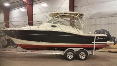 Scout Boats Wisconsin by 2013 Scout 262 Abaco Superior Wisconsin Boats