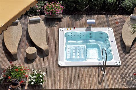 Whirlpool Garten Solar by Unsere Kleine Wellness Oase Im Garni Sunnwies In Marling
