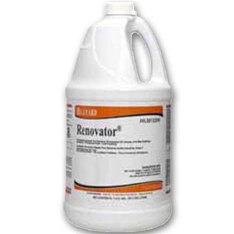 Hillyard Renovator Low Foaming Cleaner, 1 GallonHILLYARD