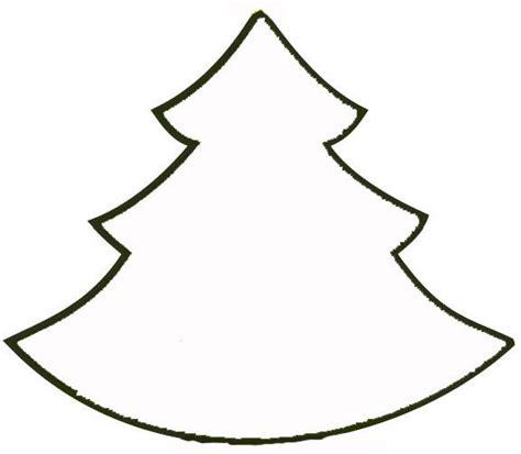 molde de arboles de navidad imagui