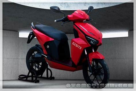 Gambar Motor Gesits Electric by 30 Motor Terbaru 2019 Di Indonesia Dan Harganya Otomotifer