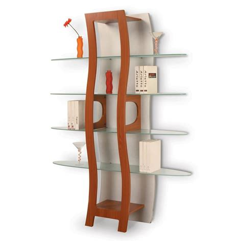 Living Room Glass Corner Shelves by Wooden And Glass Corner Rack Kitchen Storage Design With