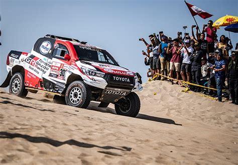 Dakar For Sale by 2019 Dakar Rally Historic Win For Toyota Sa Built Hilux