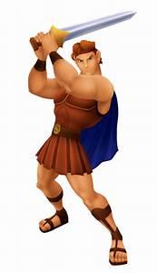 Hercules - Kingdom Hearts Insider