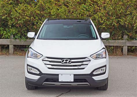 2016 Hyundai Santa Fe Sport Review by 2016 Hyundai Santa Fe Sport 2 0t Se Road Test Review