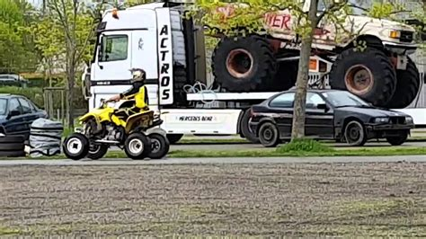 youtube monster truck show monster truck show 16 04 2016 weil am rhein youtube