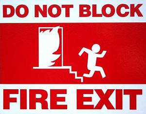 Emergency Exit Doors – What Can I do to Protect my Patrons ...