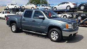 2008 Gmc Sierra Sle 4x4 Z71 Crew Cab For Sale In Oshawa At