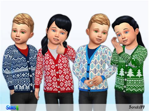 Sims 4 Ccs The Best Clothing For Toddlers And Kids By