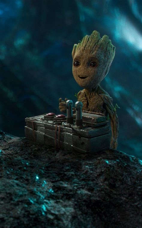 Baby Groot Wallpapers  Wallpaper Cave