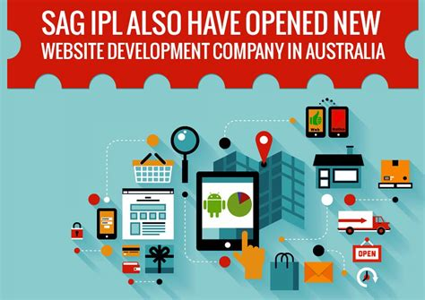 Web Development Company by Sag Ipl Mobile And Web Development Company Australia