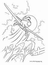 Planes Coloring Disney Dusty Crophopper Colouring Printable Crop Duster Cartoon Sox Sheets Propwash Movies Junction Adult Orange Adventures Airplane sketch template