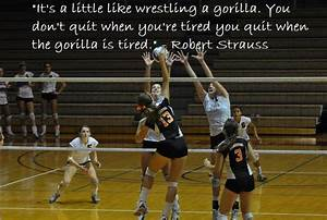 Best 25+ Funny ... Volleyball Cheers Quotes