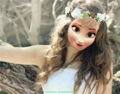 Elsa (modern Edit) By Michelleflores29 On Deviantart