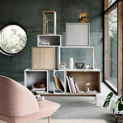 Buy Muuto Stacked Shelves   Utility Design UK
