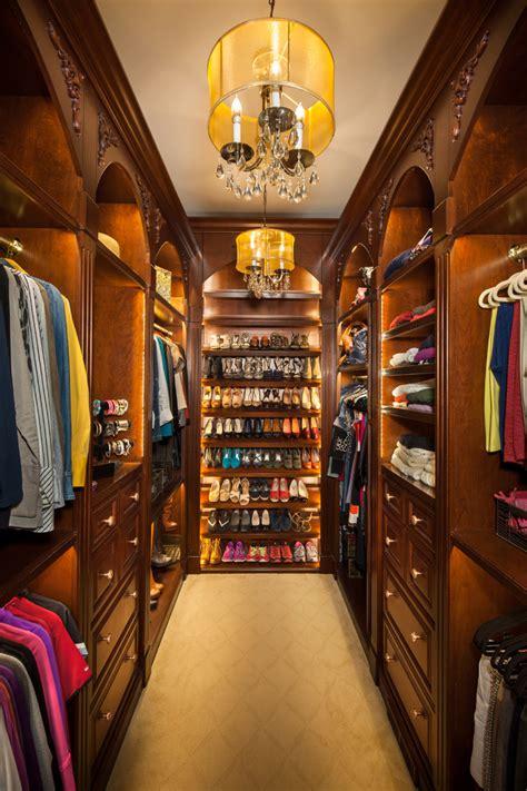 stylish  exciting walk  closet design ideas