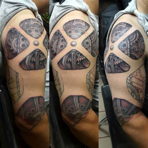80+ Best 3d Tattoo Designs For Men And Women Trendy