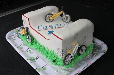 Bmx Torte Zur Konfirmation
