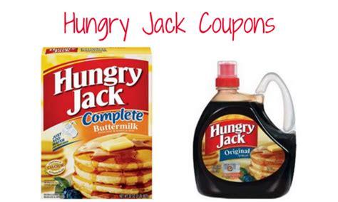 Hungry Jack Pancakes & Syrup, $1 ea. at Target :: Southern