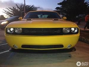 2018 Dodge Challenger SRT8 392 Yellow Jacket Car Photos