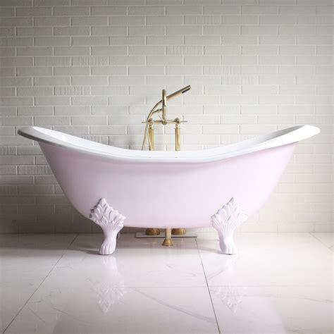 Slipper Tubs For Sale by The Smithfield 73 Quot Cast Iron Slipper Tub Package