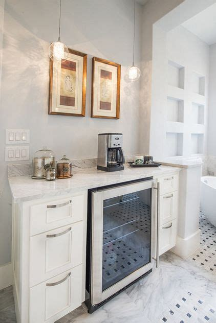 So we gathered in one place the best solution which could find. Mini fridge in either master bathroom or bedroom.   Kitchen remodel small, Kitchen remodel, Bars ...