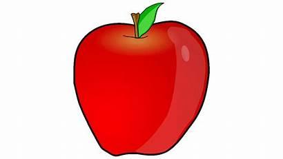 Apple Clipart Fruit Fruits Clip Names Cliparts