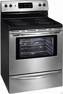 Frigidaire Gallery Professional Series Oven Instruction