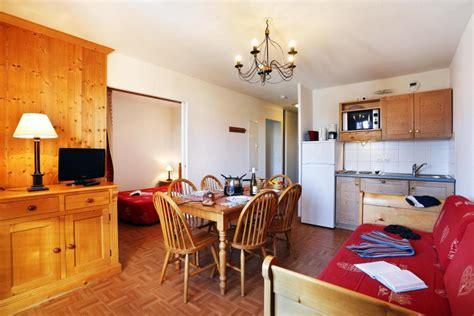 chalet le dahu la toussuire rental 5 room duplex apartment 9 to la toussuire ski planet