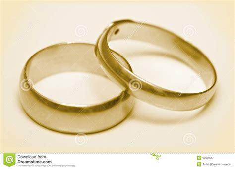 pair wedding rings royalty free stock photo image 6968925