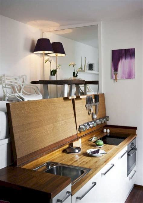 20+ Engaging Kitchen Ideas Small Apartments