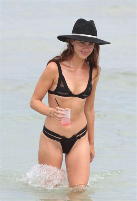 victoria edwards   bikini   beach  miami beach