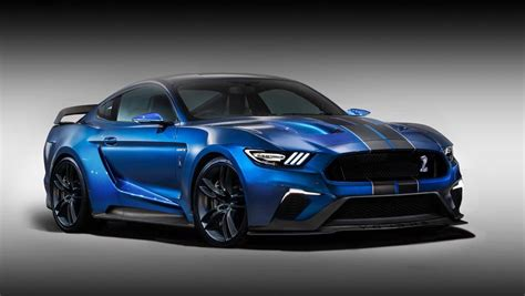 2018 Shelby Gt500 Could Easily Get Twin-turbo V8