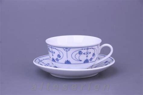 Indisch Blau Kahla by Julius Lange Kahla Indisch Blau Teetasse Mit Untere