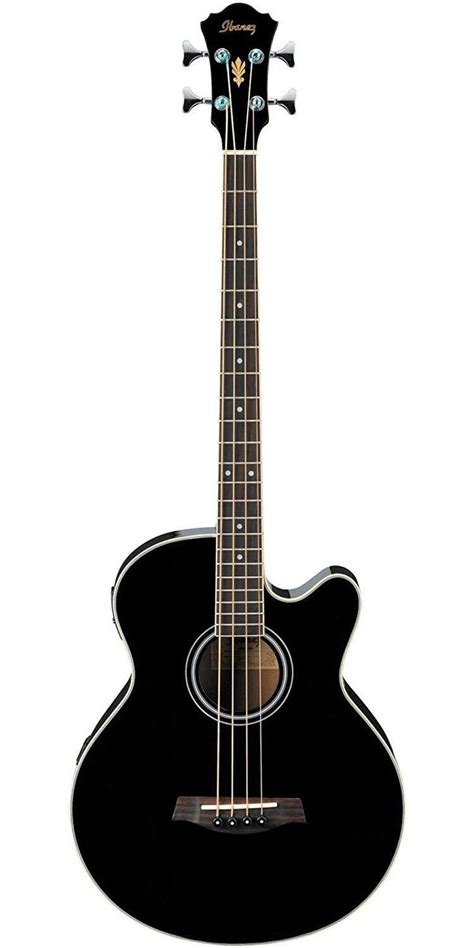 ibanez bass guitar aeb5ebk acoustic electric bass review