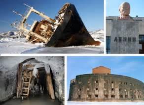Abandoned Soviet Union