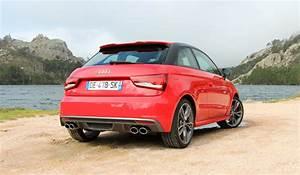Chaine Audi A1 : la 500 000e audi a1 sort des cha nes de production ~ Gottalentnigeria.com Avis de Voitures