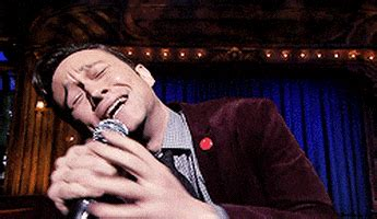 jimmy fallon singing gif find share  giphy