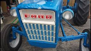 My 1965 Ford 3000 Gas Tractor