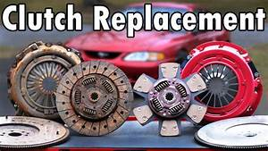 Chris Fix  How To Replace A Clutch In Your Car Or Truck