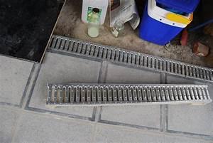 Grille Gouttiere Brico Depot : truc ou astuce pour enlever une grille d 39 un caniveau alfadrain ~ Dailycaller-alerts.com Idées de Décoration