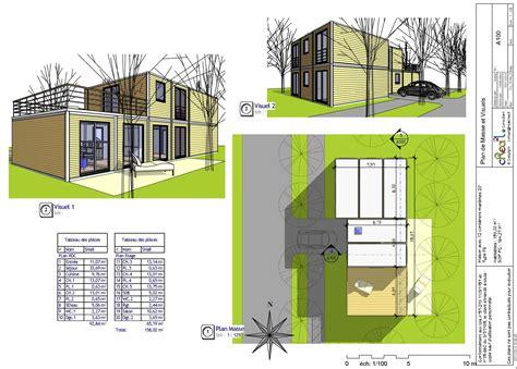 plan maison moderne 160m2 28 images plan maison moderne 160m2 with plan maison moderne 160m2