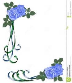butterfly invitations esquina azul de las rosas de la invitación de la boda foto