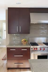 modern backsplash kitchen ideas backsplash ideas kitchen contemporary with light countertop cabinets