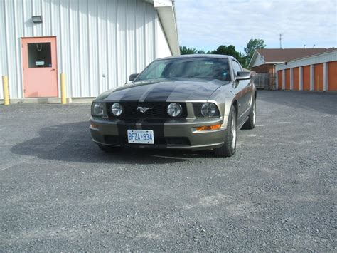 2005 Ford Mustang Coupe by 2005 Ford Mustang Gt Coupe 18900 Canadian Mustang